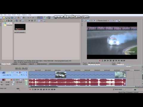 Sony Vegas PRO 10 - Slow Motion si Fast Forward [Tutorial]