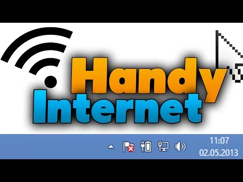 Handy als WLAN-Empfänger für PCs nutzen (Tutorial)