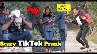 Scary TikTok Virus Prank - Pranks in Pakistan - LahoriFied Pranks