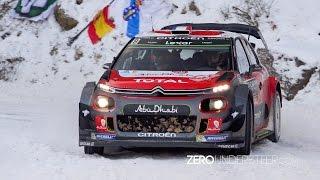 Rallye Monte Carlo 2017 | 2017 WRC Monsters dancing on ice