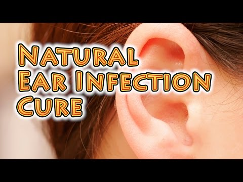 Natural Ear Infection Cure