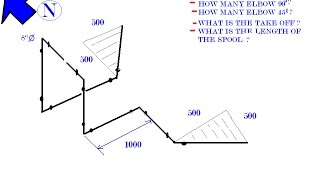 Piping Isometric Drawing Rolling Videos Ytube Tv