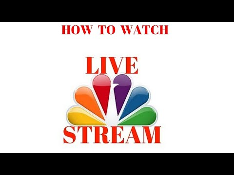 NBC FREE LIVE stream America's Got talent Saturday Night Live Today show Days of our lives streaming