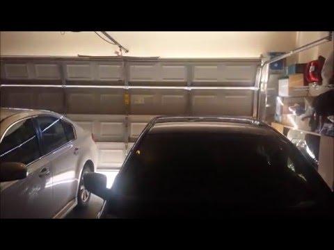 Remote garage door openner