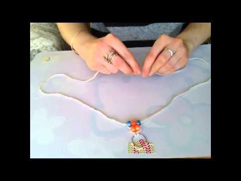 How to make a pony bead lizard