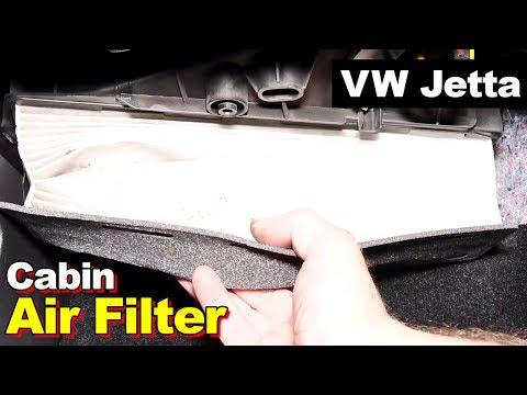 2014 Volkswagen Jetta Cabin Air Filter