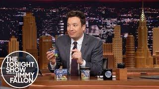 Jimmy Unveils Ben & Jerry