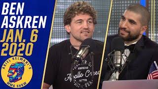 Ben Askren names Jorge Masvidal his Fighter of the Year   Ariel Helwani's MMA Show