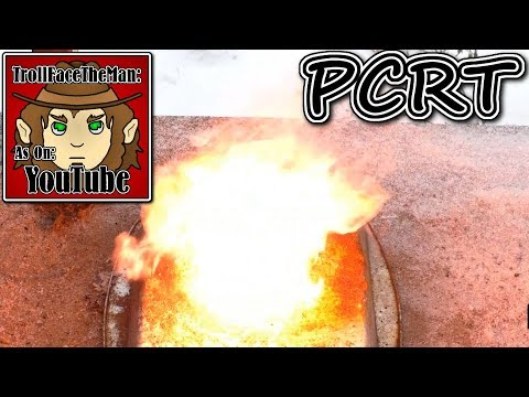 PCRT RV, Hot Cocoa Mix (Potassium Chlorate Reaction Test Revamped)