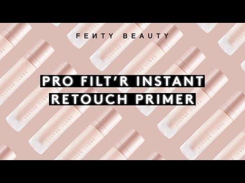 PRO FILT'R INSTANT RETOUCH PRIMER | FENTY BEAUTY