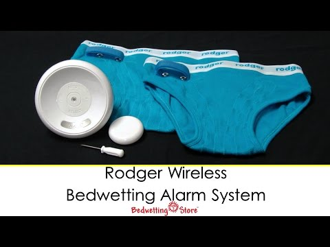 Rodger Wireless Bedwetting Alarm System