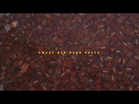 팥앙금 만들기 : Sweet Red Bean Paste | Honeykki 꿀키