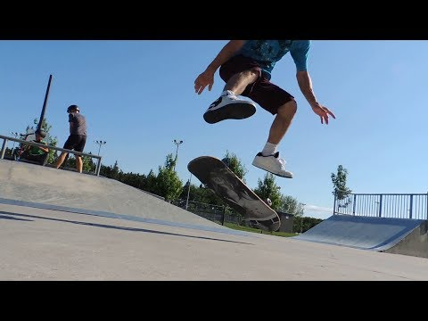 Raw Practice footage
