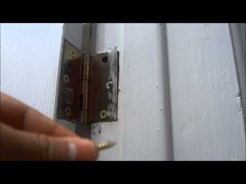How To Fix Screws That Won't Stop Turning