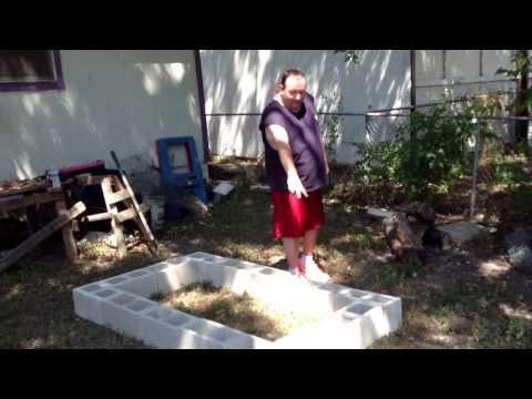 Cinder block smoker build part 2