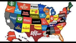 Incredible Maps that will change the way you see the World/U.S.