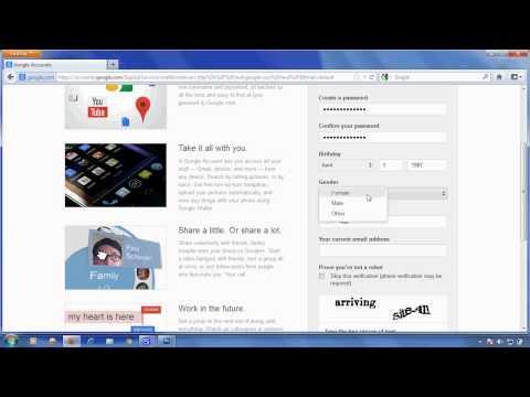 cara membuat akun google / cara buat email gmail