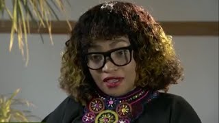 The wife of Namdi Kanu tells the BBC that she