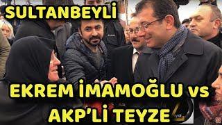 Download EKREM İMAMOĞLU NUN AKP'Lİ TEYZE İLE İMTİHANI | YEREL SEÇİM 2019