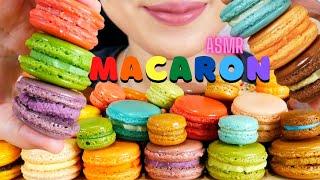 Asmr Mini Macaron Eating Sounds No Talking Sas Asmr Listening to whisper voice and eating sounds are some examples that trigger asmr. asmr mini macaron eating sounds no