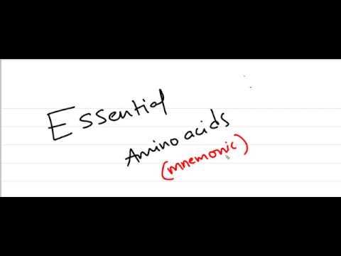 Essential Amino Acids (best mnemonic)
