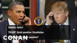 EXCLUSIVE Leaked Audio Of Obama & Trump