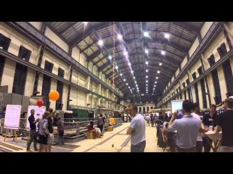 LNDW 2015 Luftschiff Training Erich