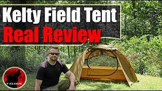 Kelty One Man Field Tent - Real World Review