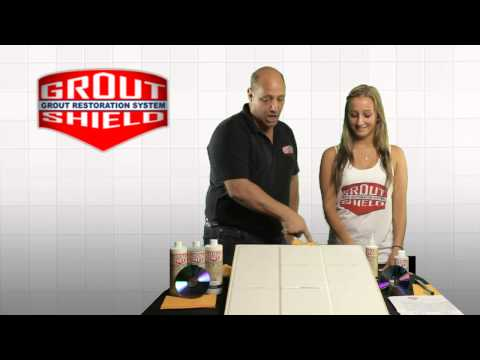 Grout Shields - Change Your Dirty Grout In Minutes!