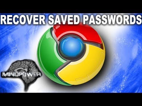 How to View Saved Passwords on Google Chrome - MindPower009