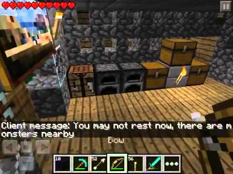 Minecraft PE: Shorts: Nether Reactor EP 6