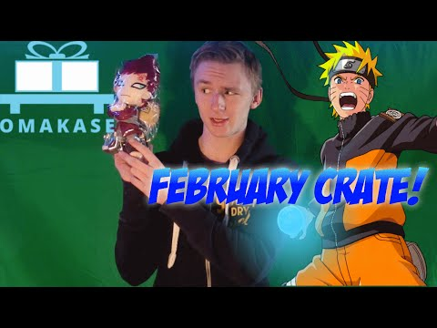 NARUTO ANIME LOOT! | Viewster's Omakase | February 2016