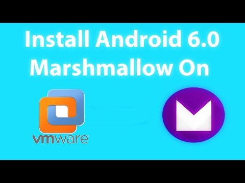 Android 6.0 Marshmallow on VMware [ Bangla tutorial | techpuzzle ]