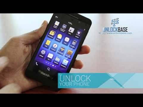 How to find the IMEI (Serial Number) of your BlackBerry Z10