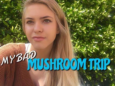BAD MUSHROOM TRIP