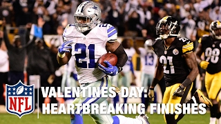 Top 5 Heartbreaking Finishes of the 2016 Season | NFL