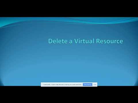 Autosys Tutorial delete resource Attribute