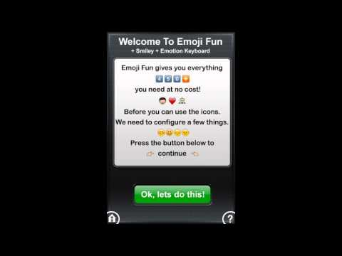How to get all emoji icons free