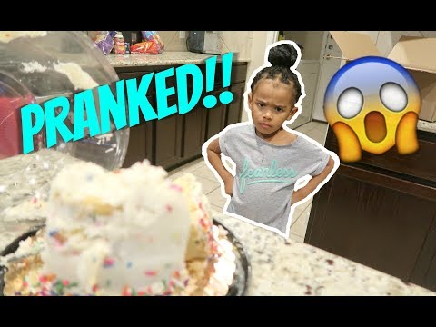 Invisible Prank On 4 Year Old (YOU WONT BELIEVE WHAT SHE DID!😱)