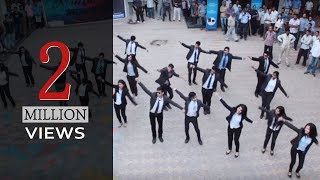 Unbelievable Delhi Flash Mob || Managers breaking the stereotype || IMI New Delhi