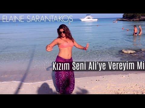 Bellydance -Kızım Seni Ali'ye Vereyim Mi -Turkish