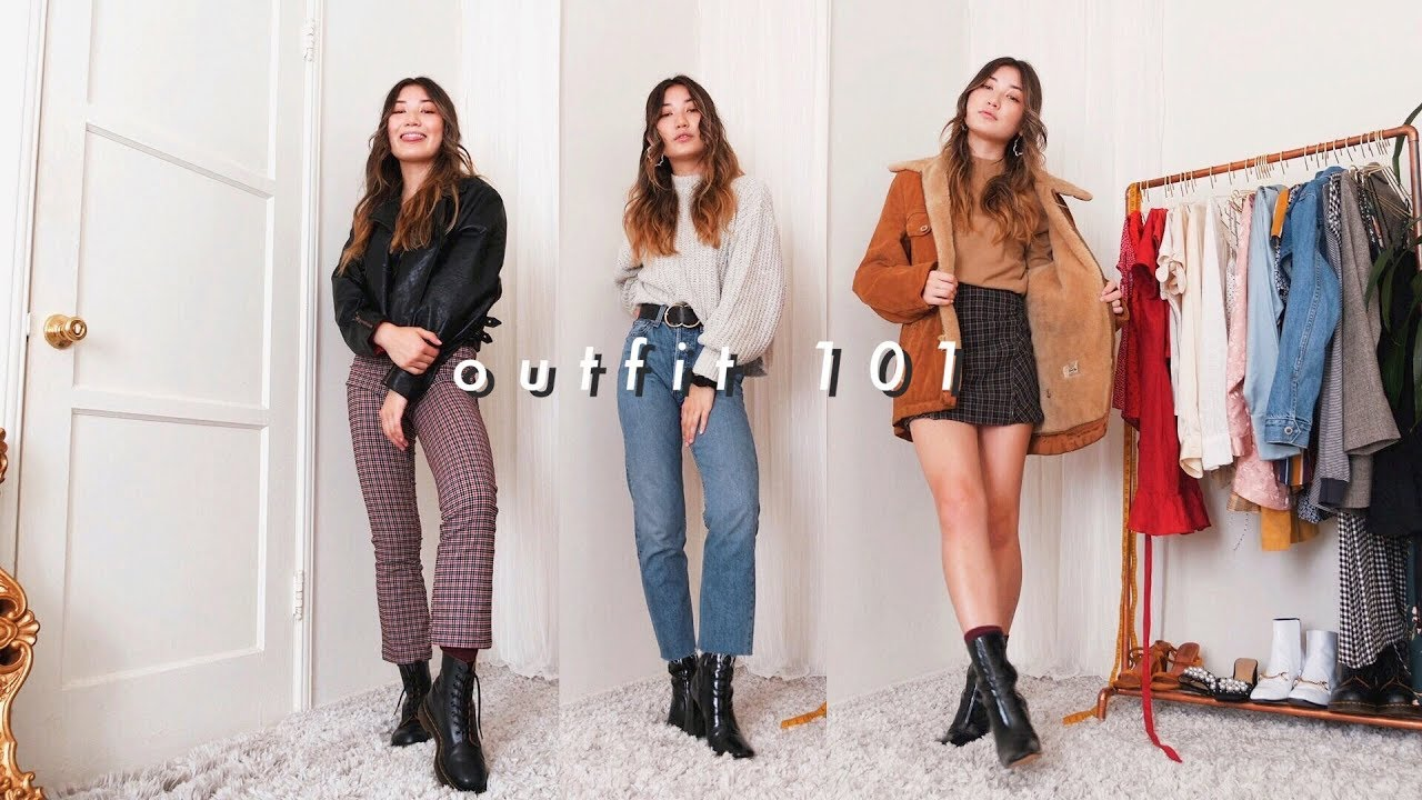 how to put together an outfit 101