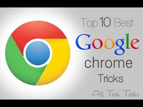 Top 10 Google Tricks 2015