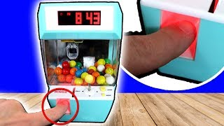 CLAW MACHINE ALARM CLOCK HACKS - Toy Review Unboxing