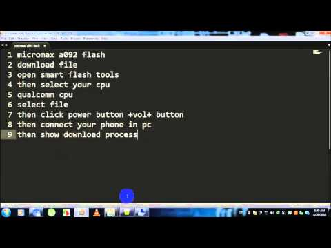 How to flash Qualcomm cpu Without Box - PlayItHub Largest