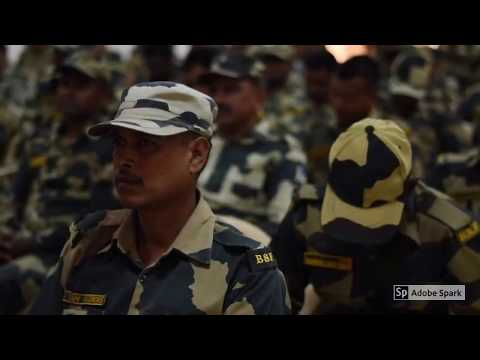 FInancial Literacy Workshop for BSF (Border Security Force) - Jaisalmer