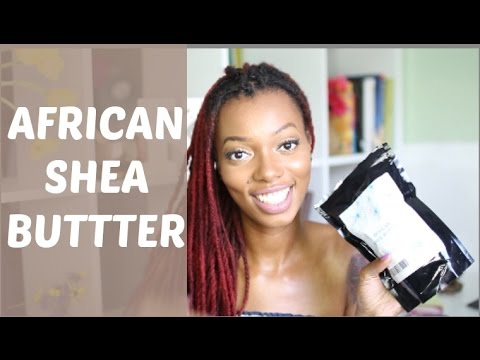 AFRICAN SHEA BUTTER | TOP 5 USES FOR SKIN & HAIR