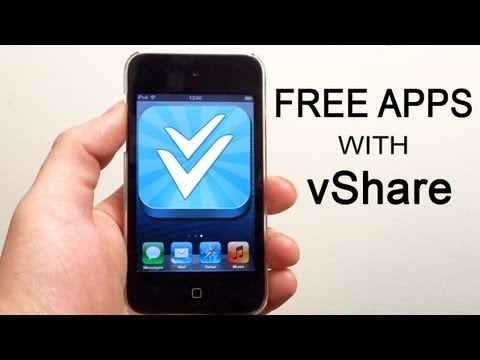 How To Get Free Apps with VShare (App VV) - an Installous Alternative