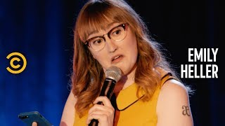 The Worst OkCupid Message of All Time - Emily Heller
