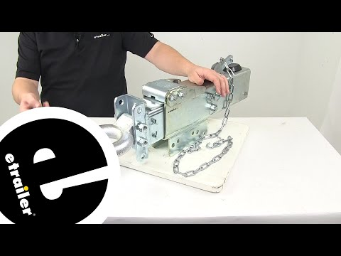 Titan Brake Actuator - Surge Brake Actuator - T4821300 Review - etrailer.com